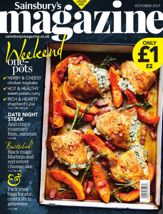 Sainsbury's Magazine October 2017