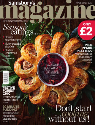 Sainsbury's Magazine November 2017