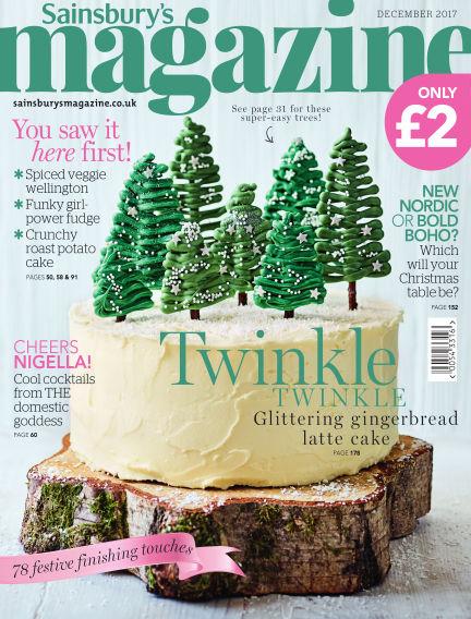 Sainsbury's Magazine December 06, 2017 00:00