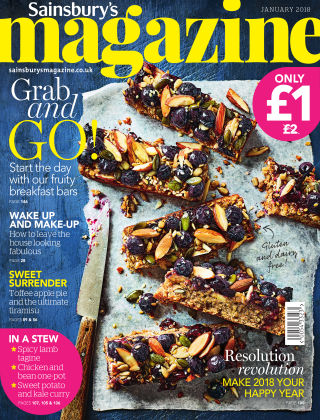 Sainsbury's Magazine January 2018