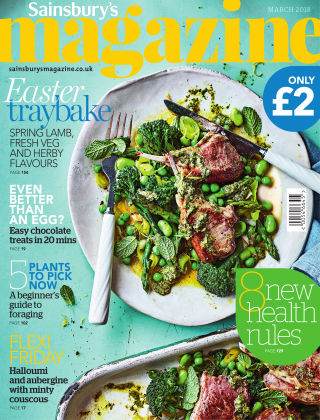 Sainsbury's Magazine March 2018