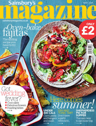 Sainsbury's Magazine May 2018