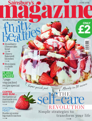 Sainsbury's Magazine June 2018
