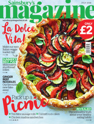 Sainsbury's Magazine July 2018