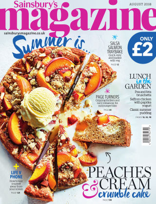 Sainsbury's Magazine August 2018