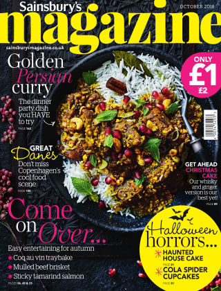 Sainsbury's Magazine October 2018