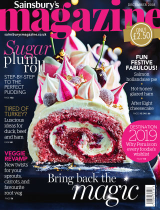 Sainsbury's Magazine December 2018