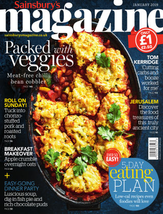 Sainsbury's Magazine January 2019