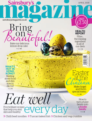 Sainsbury's Magazine April 2019