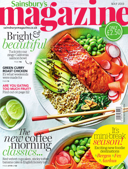 Sainsbury's Magazine May 01, 2019 00:00