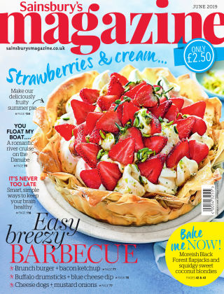 Sainsbury's Magazine June 2019