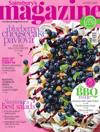 Sainsbury's Magazine August 2019