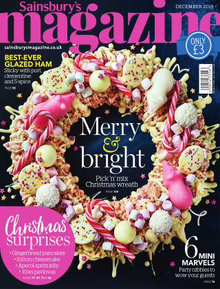 Sainsbury's Magazine December 2019