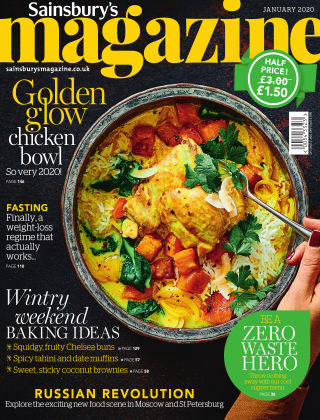 Sainsbury's Magazine January 2020