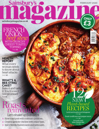 Sainsbury's Magazine February 2020