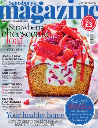 Sainsbury's Magazine MayJune 2020