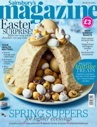 Sainsbury's Magazine March 2021