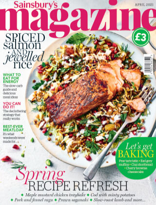 Sainsbury's Magazine April 2021