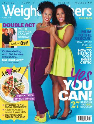 WW Magazine (Weight Watchers reimagined) March 2015