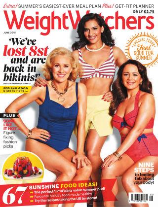 WW Magazine (Weight Watchers reimagined) June 2015