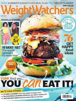 WW Magazine (Weight Watchers reimagined) July 2015