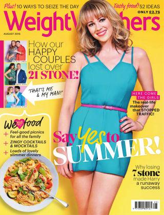 WW Magazine (Weight Watchers reimagined) August 2015