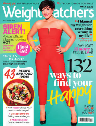WW Magazine (Weight Watchers reimagined) September 2015