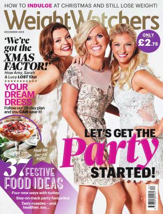 WW Magazine (Weight Watchers reimagined) December 2015