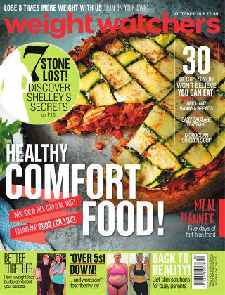 WW Magazine (Weight Watchers reimagined) October 2016