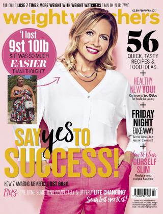 WW Magazine (Weight Watchers reimagined) February 2017
