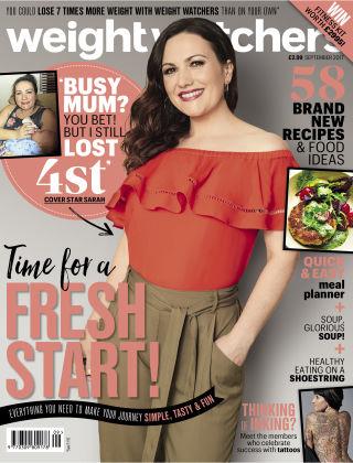 Weight Watchers Magazine Sept 2017