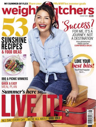 Weight Watchers Magazine August 2018