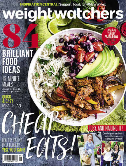 WW Magazine (Weight Watchers reimagined) July 25, 2018 00:00