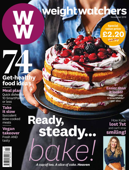 WW Magazine (Weight Watchers reimagined) September 26, 2018 00:00