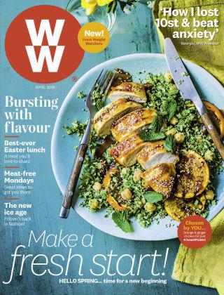 WW Magazine (Weight Watchers reimagined) April 2019
