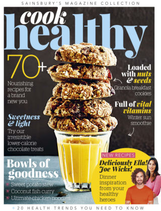 Sainsbury's Magazine Collection Cook Healthy 2019