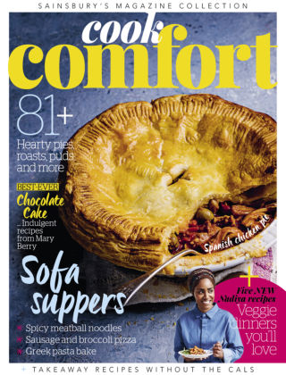 Sainsbury's Magazine Collection Cook Comfort 2019