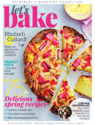 Sainsbury's Magazine Collection Let's Bake 2019
