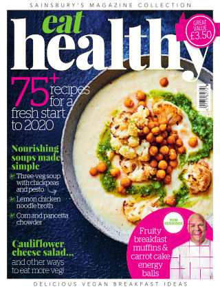 Sainsbury's Magazine Collection Eat Healthy 2020