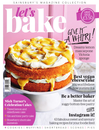 Sainsbury's Magazine Collection Let's Bake 2020