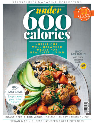 Sainsbury's Magazine Collection 600 Cals