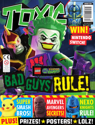 Toxic Issue 312