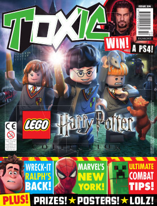 Toxic Issue 314
