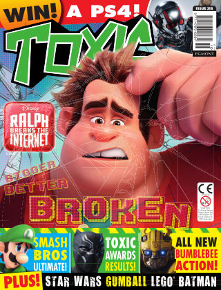 Toxic Issue 315