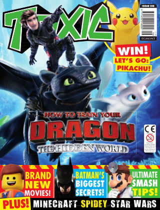 Toxic Issue 316