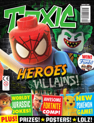 Toxic Issue 309
