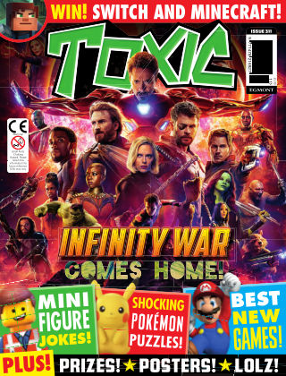 Toxic Issue 311