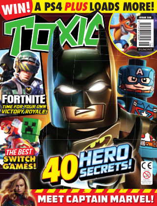 Toxic Issue 318