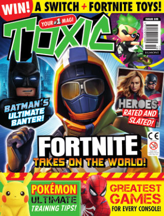 Toxic Issue 319