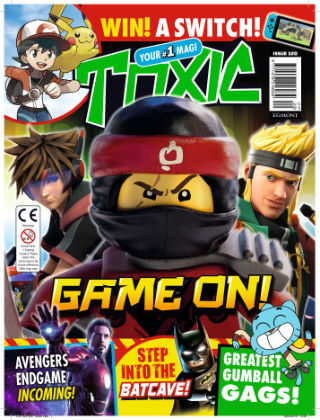 Toxic Issue 320